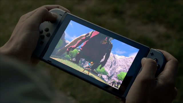 Why the Nintendo Switch is selling so well