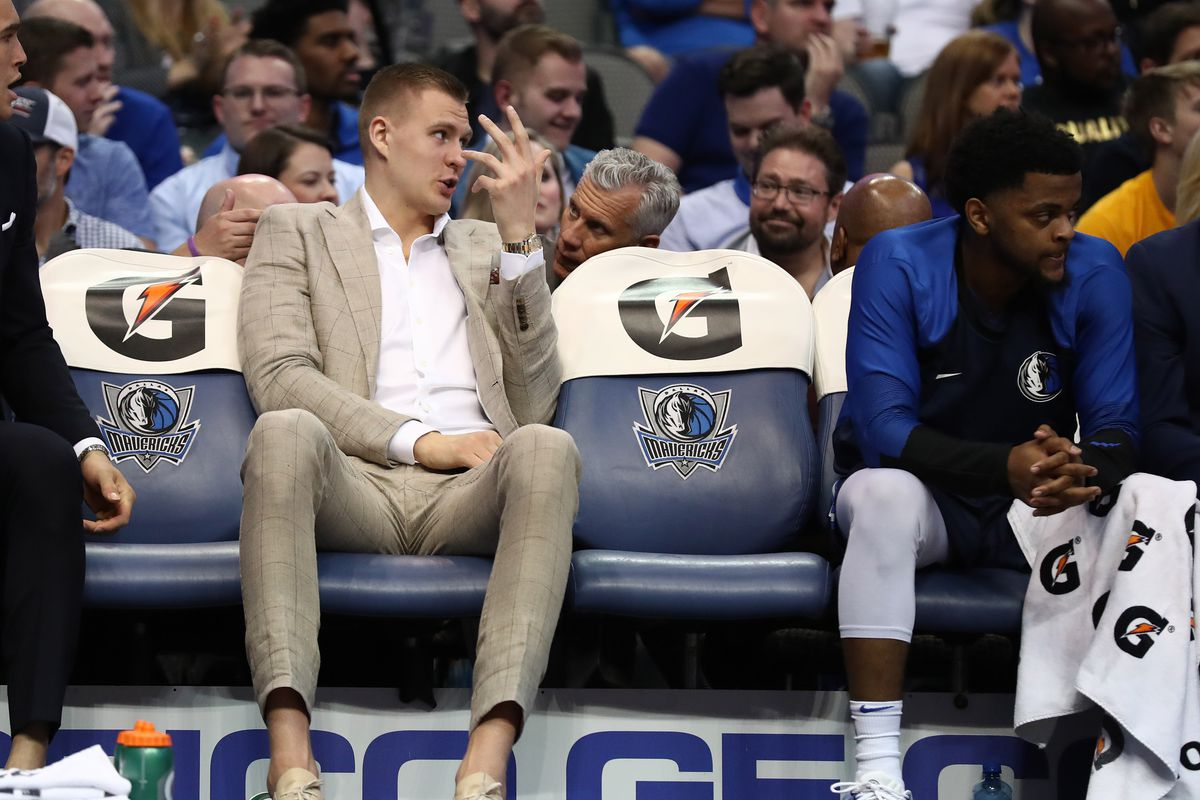 Kristaps Porzingis To Miss Next Two Games Against Lakers