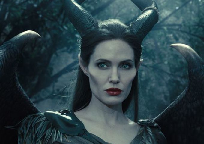 Maleficent- Angelina