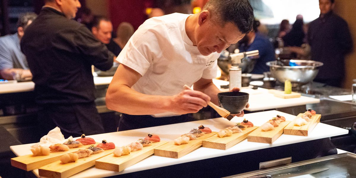 Strip Sushi Restaurant Unleashes a New Omakase Experience