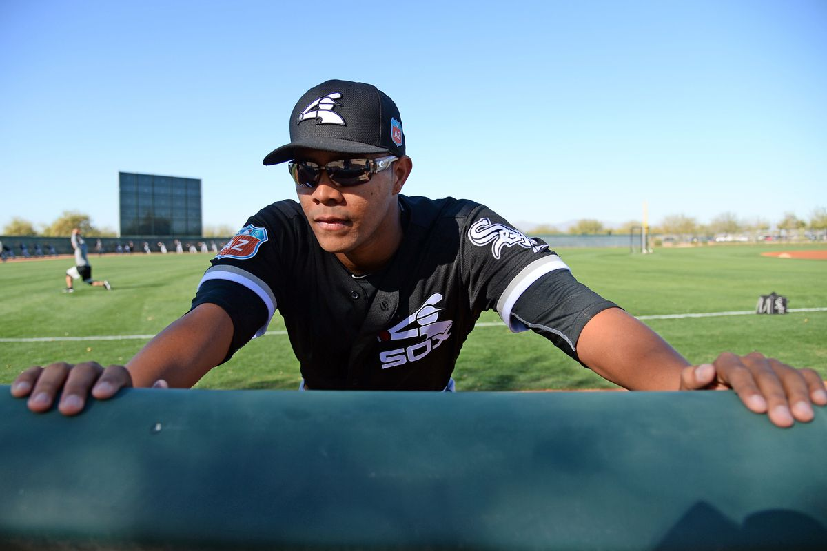 MLB: Chicago White Sox-Workout