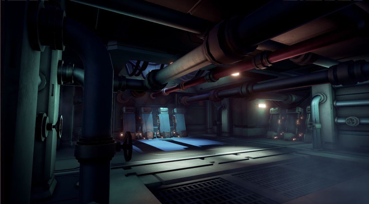 A prototype from Empyrean Interactive