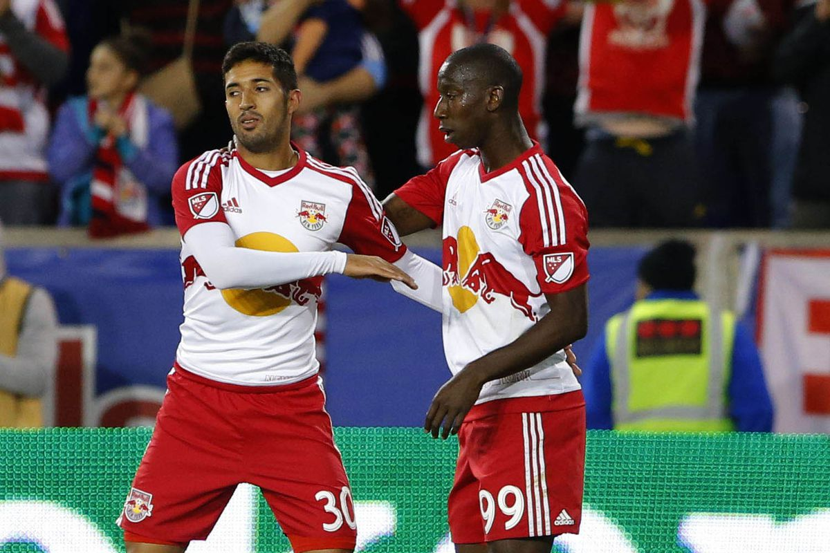 Veron and BWP up top against the Armada in Jacksonville