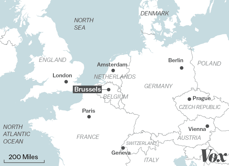 The Brussels Attacks Are A Profound Threat To The European Project - Where is brussels