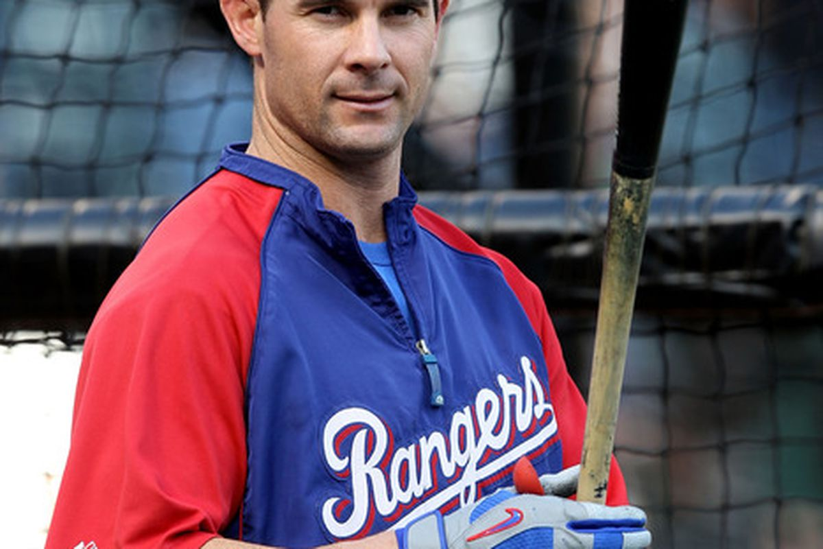 Infielder Michael Young has requested a trade from the Texas Rangers, and both the Angels and Dodgers are among the eight teams to which Young is willing to go.