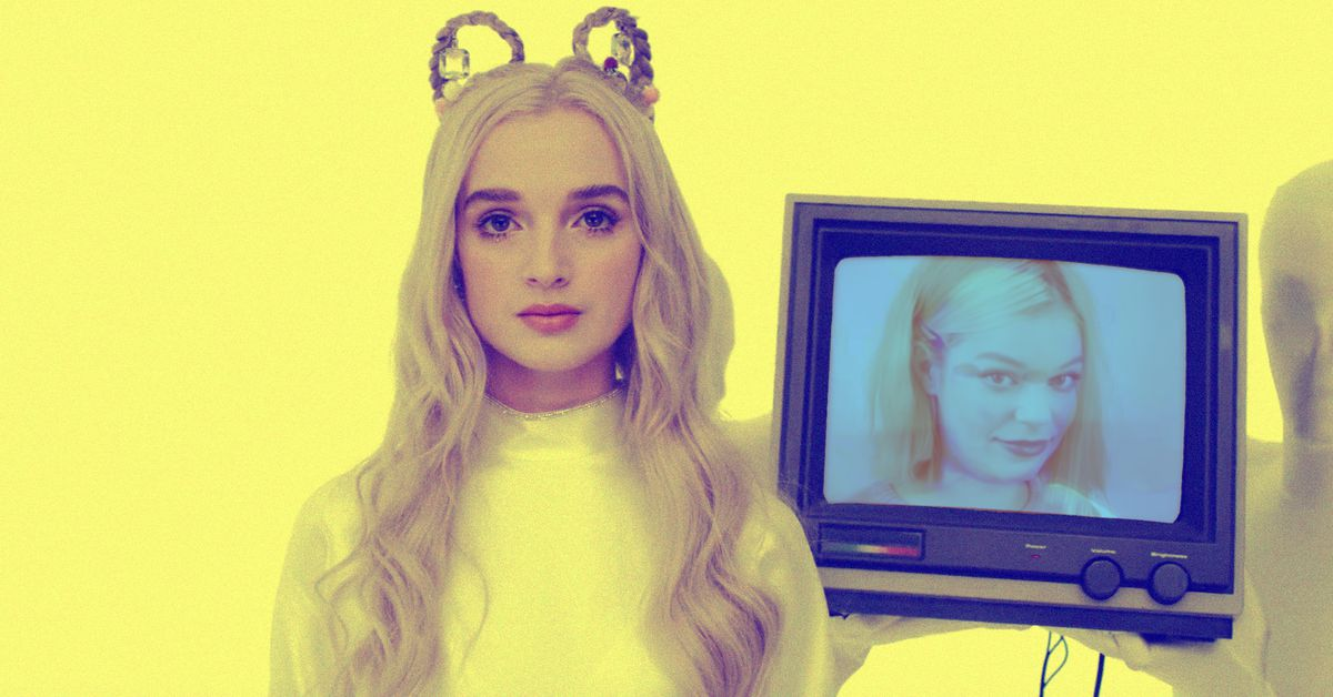 A new legal battle could threaten Poppy's YouTube career