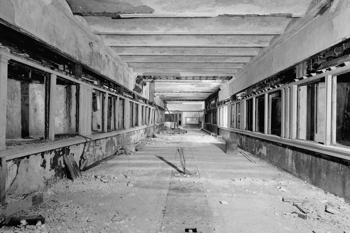 Remembering Philly\'s lost indoor swimming pools - Curbed Philly