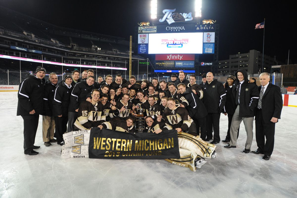 Western Michigan captured their 2nd ever GLI Championship, downing Michigan and Michigan Tech in exciting OT games