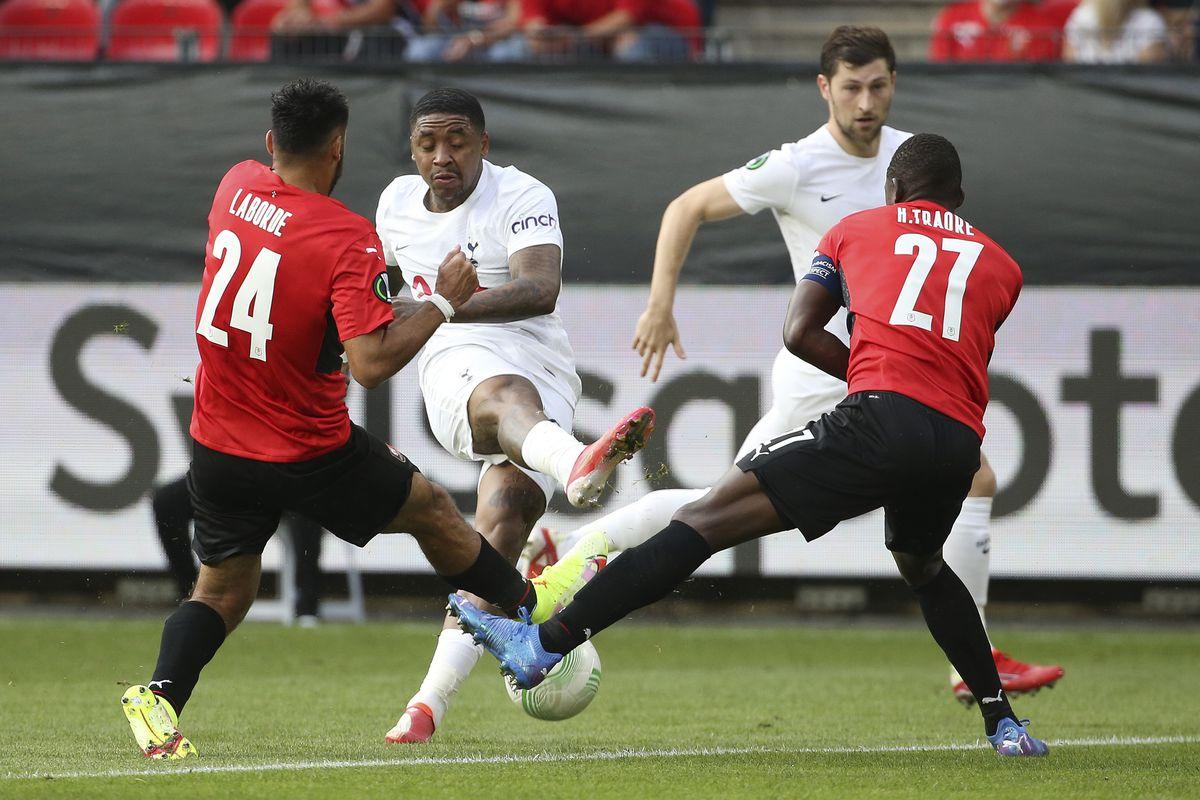 Stade Rennes v Tottenham Hotspur: Group G - UEFA Europa Conference League