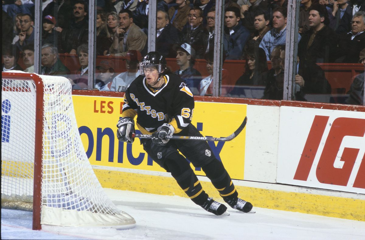Pittsburgh Penguins v Montreal Candiens 1995-96