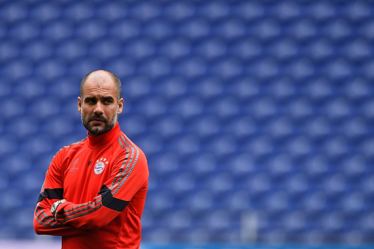 Guardiola signed with ManCity months before telling Bayern he was leaving