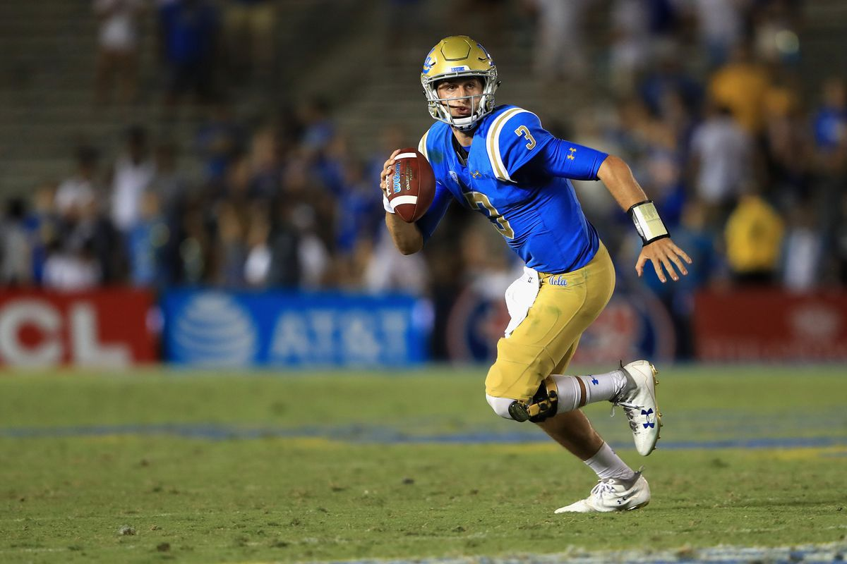 Image result for josh rosen ucla