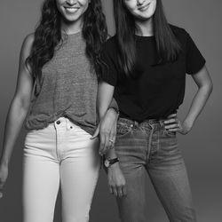 Jen Dionne and Hana Ardelean of Tiger Tiger Studio