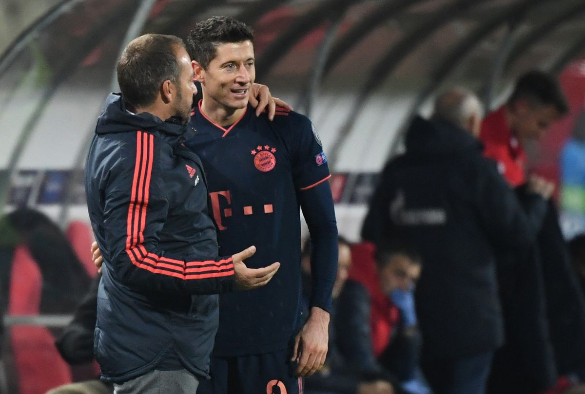 Red Star Belgrade - Bavaria Munich