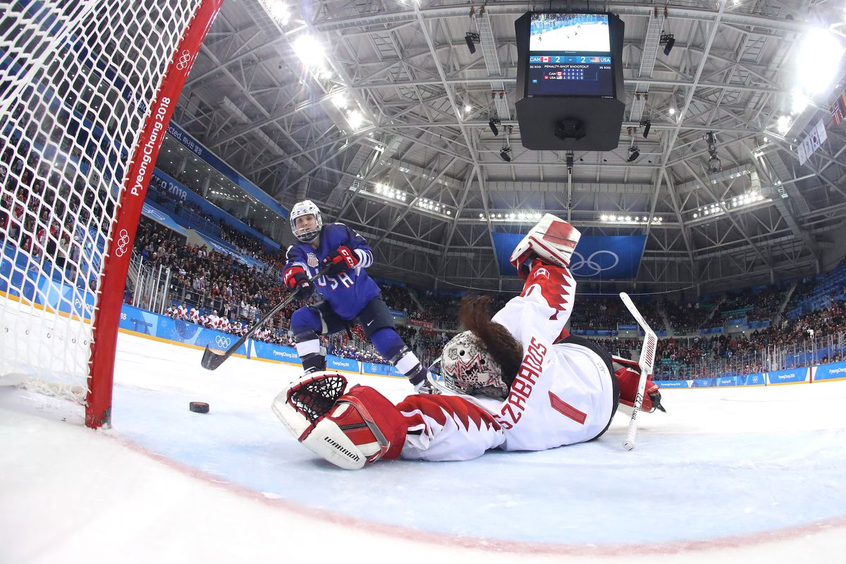 14 moments that defined the U.S. women s hockey gold-medal shootout win  over Canada 9c3d268f0