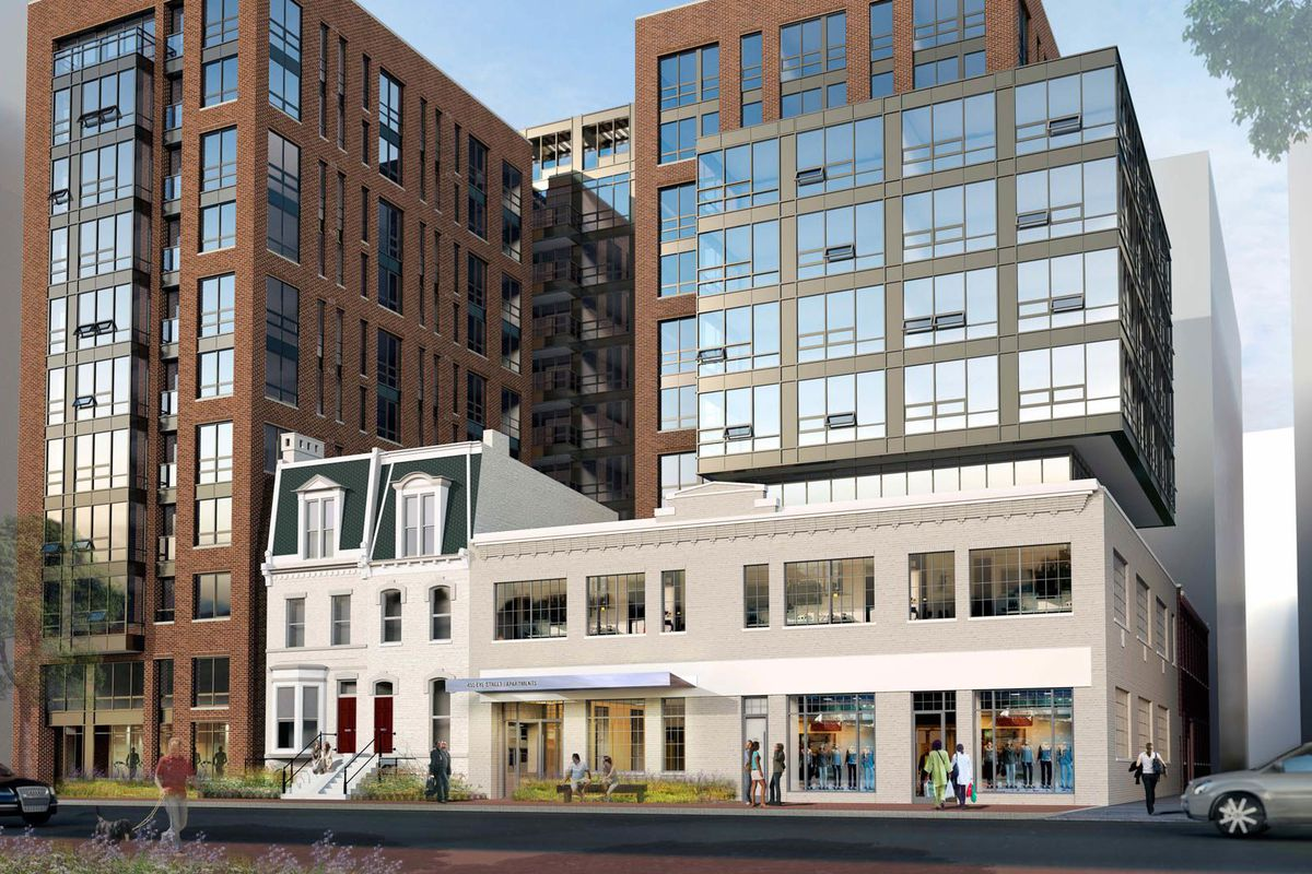 Inside Mt Vernon Triangle S Newest Most Luxurious Apartments