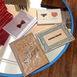 Cards and wooden postcards are 40-50% off.