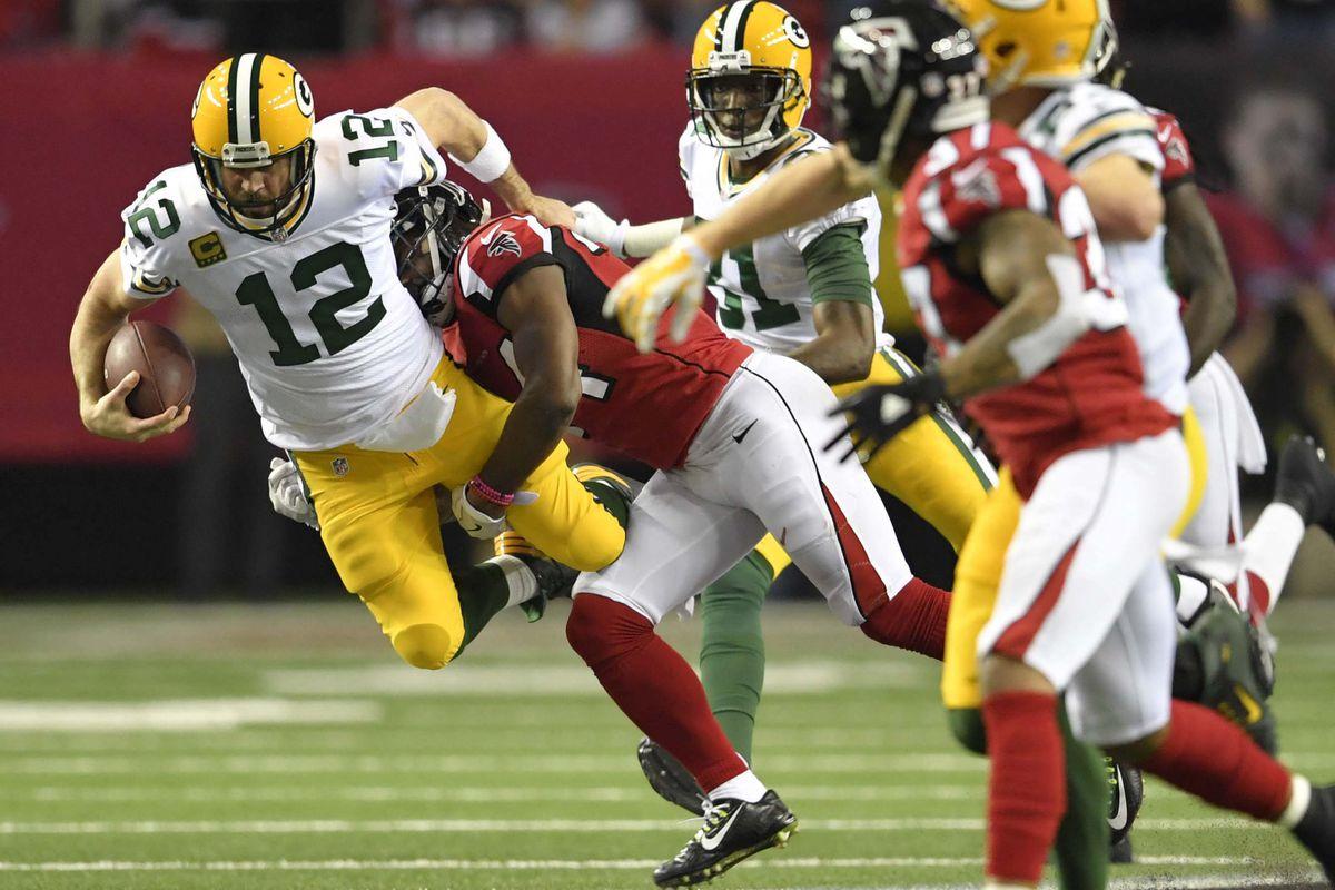 NFL: NFC Championship-Green Bay Packers at Atlanta Falcons