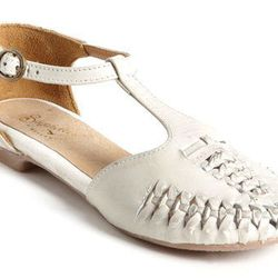 """Seychelles <b>Cayenne</b> sandal, $69.95 at <a href=""""http://shop.nordstrom.com/S/seychelles-cayenne-sandal/3424960?origin=category&contextualcategoryid=0&fashionColor=YELLOW&resultback=135"""">Nordstrom</a>"""