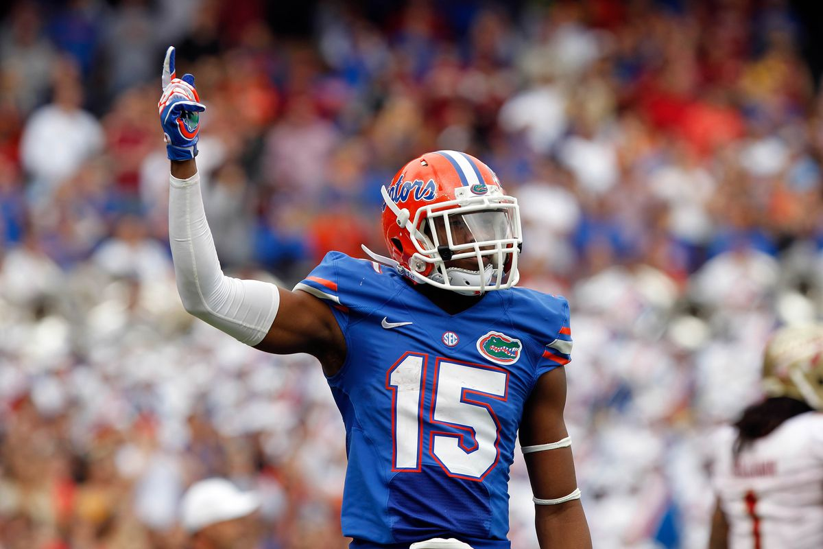 2014 Nfl Draft Former Florida Cornerback Loucheiz Purifoy