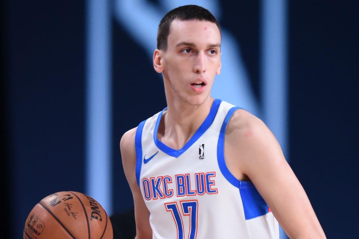 Oklahoma City Blue v Long Island Nets