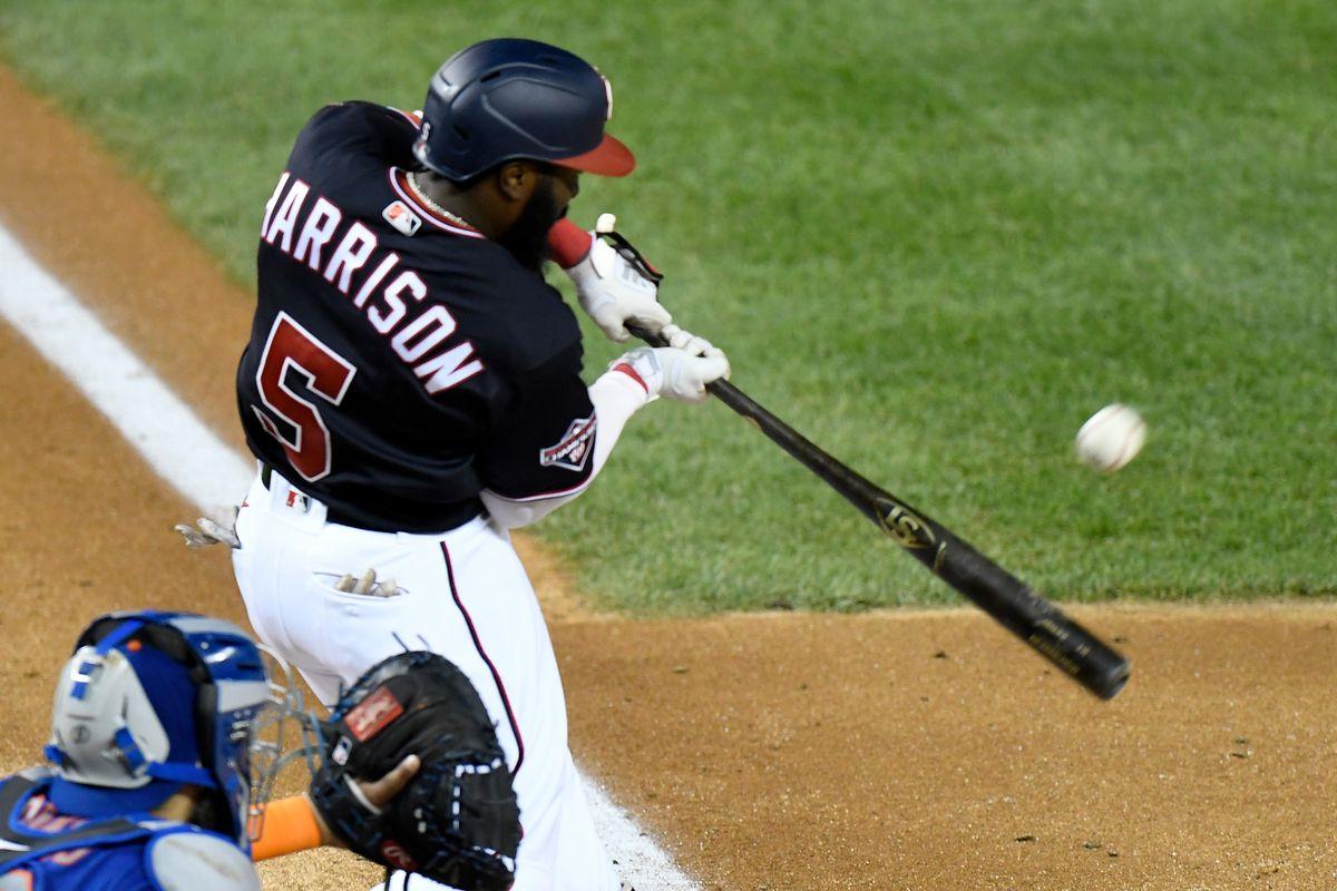New York Mets v Washington Nationals - Game Two