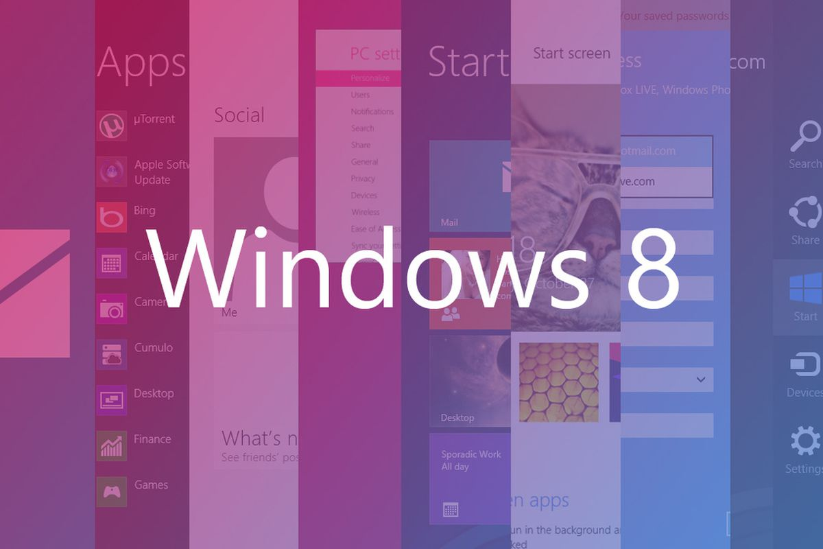 Windows 8 primer: how to navigate Microsoft's new operating