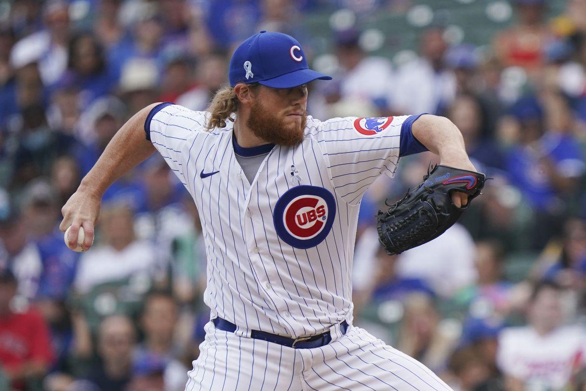 Cubs trade closer Craig Kimbrel to the White Sox: report - Chicago Sun-Times