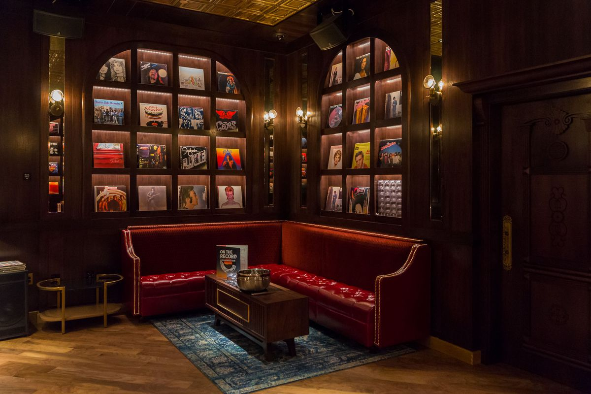 The Vinyl Parlor at On the Record
