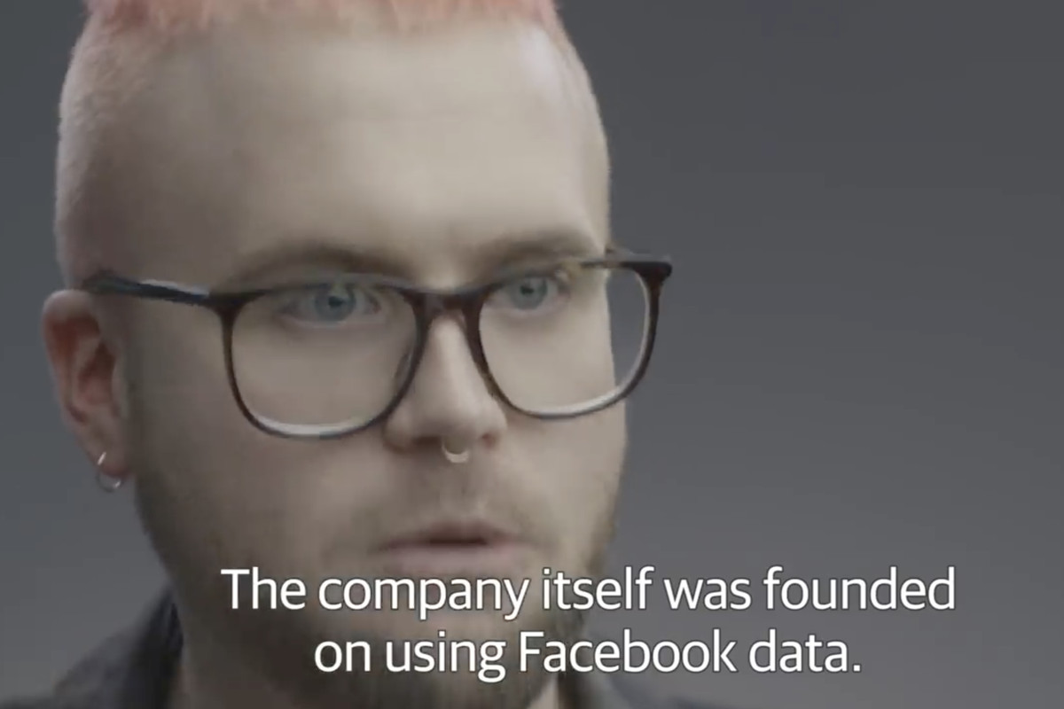 Whistleblower Christopher Wylie came forward to expose the data-harvesting practices of Cambridge Analytica.