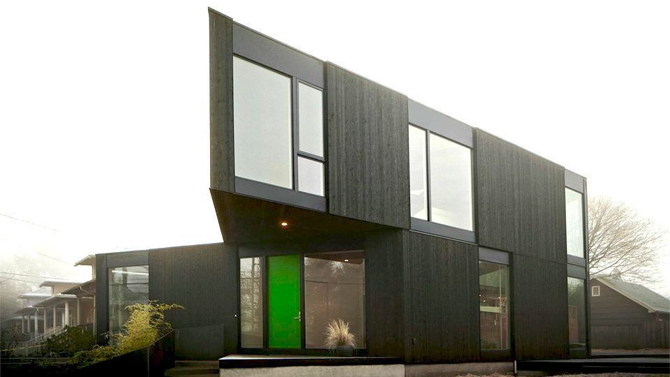 5 cool prefab houses you can order right now curbed for Order of building a house