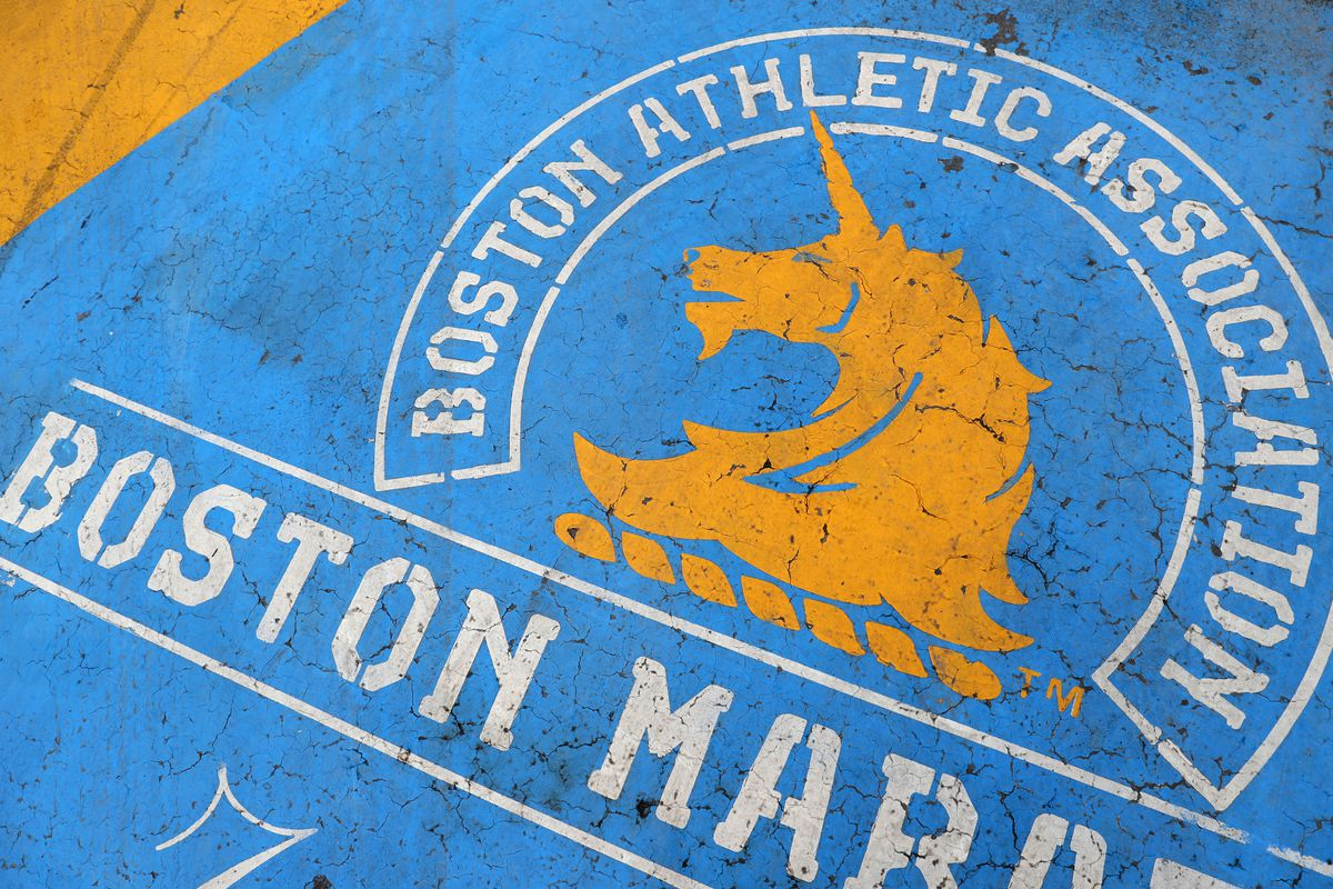 Boston Streets Empty On Day That Marathon Would Be Run