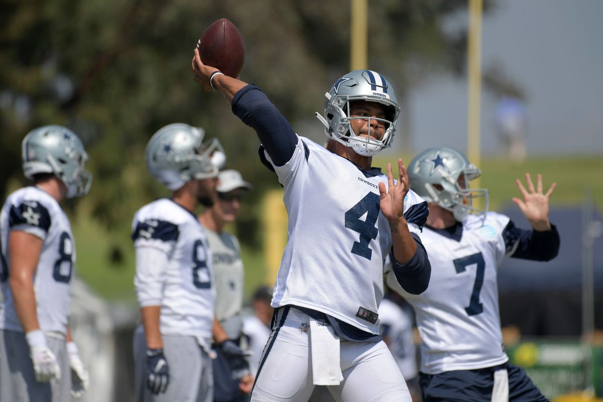 37da3ceb33a Cowboys news: Cowboys announce Oxnard training camp schedule ...