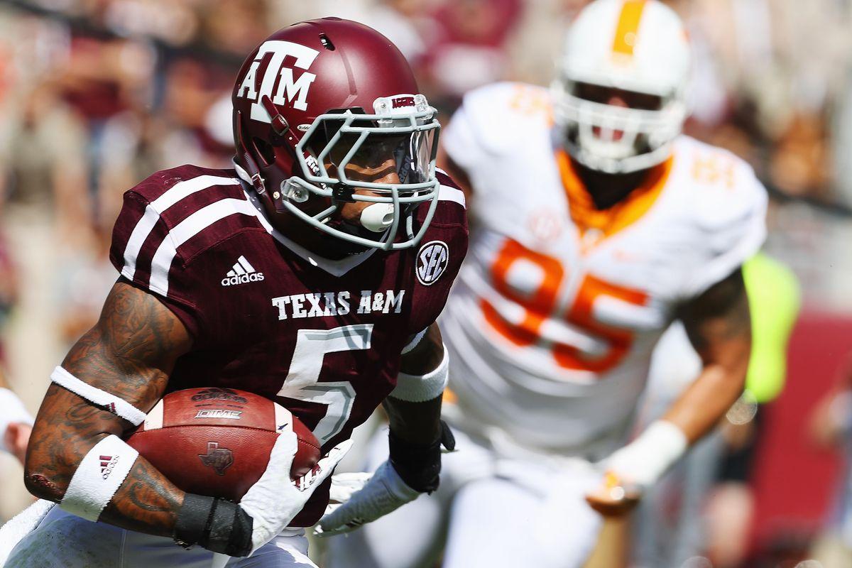 Tennessee v Texas A&M