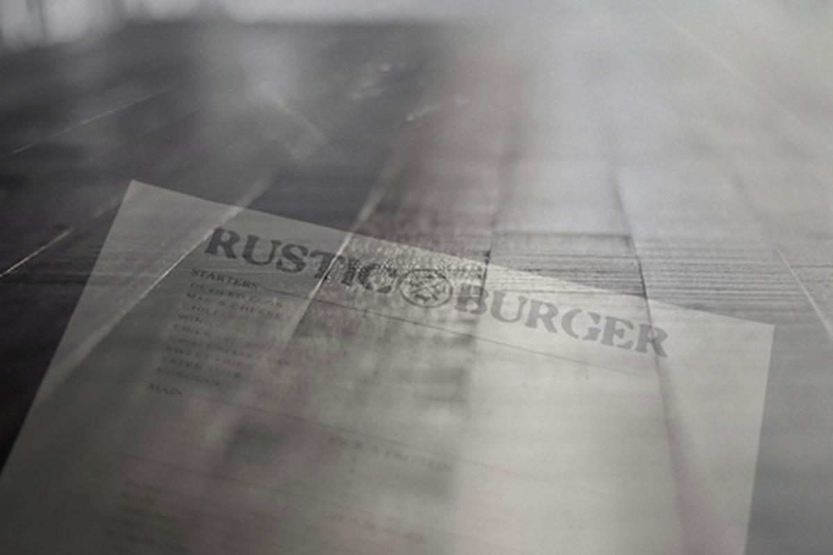 Rustic Burger, Valencia.