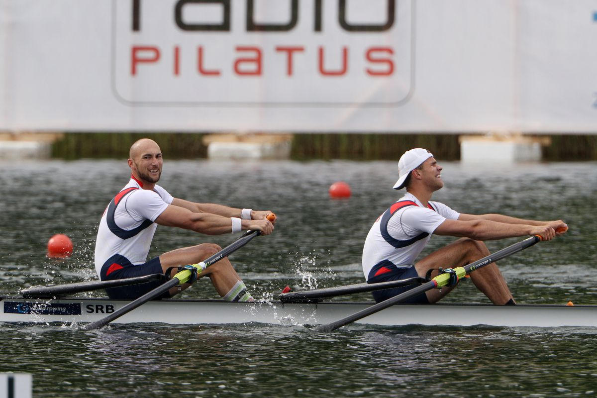 2016 FISA European And Final Olympic Qualification Regatta - Day 3