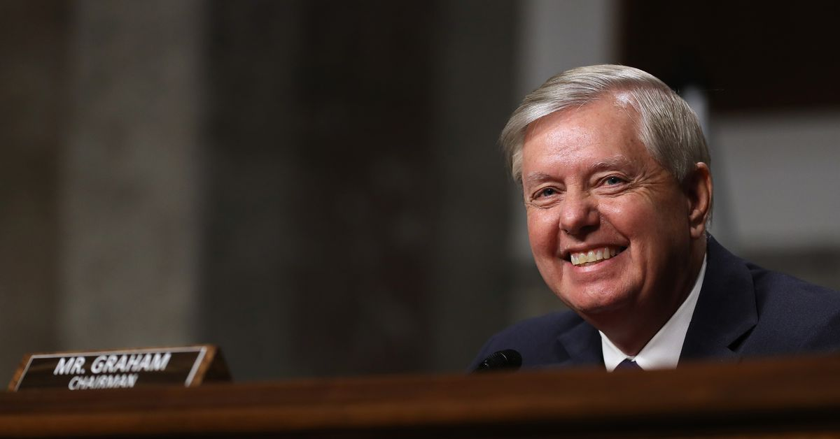 Lindsey Graham's call on Georgia ballots with state official Brad Raffensperger explained – Vox.com