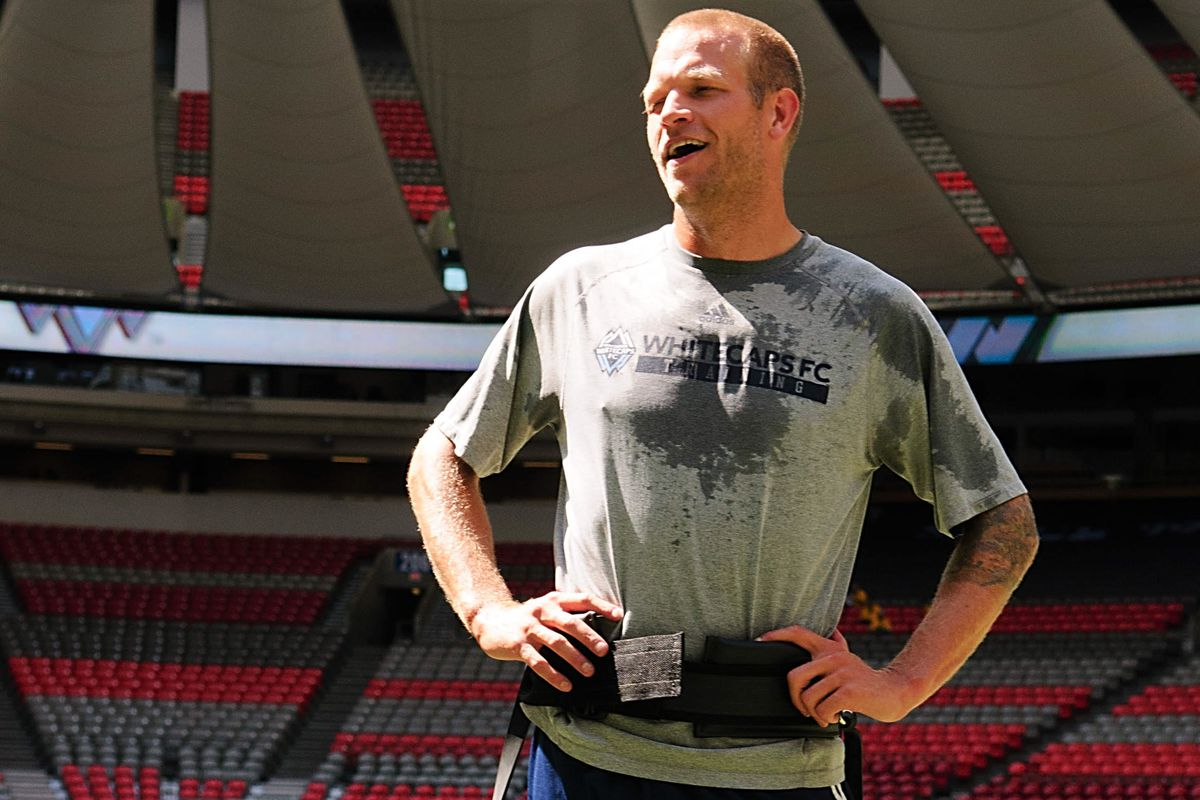 It looks like Vancouver Whitecaps CB Jay DeMerit will be back for at least another campaign.