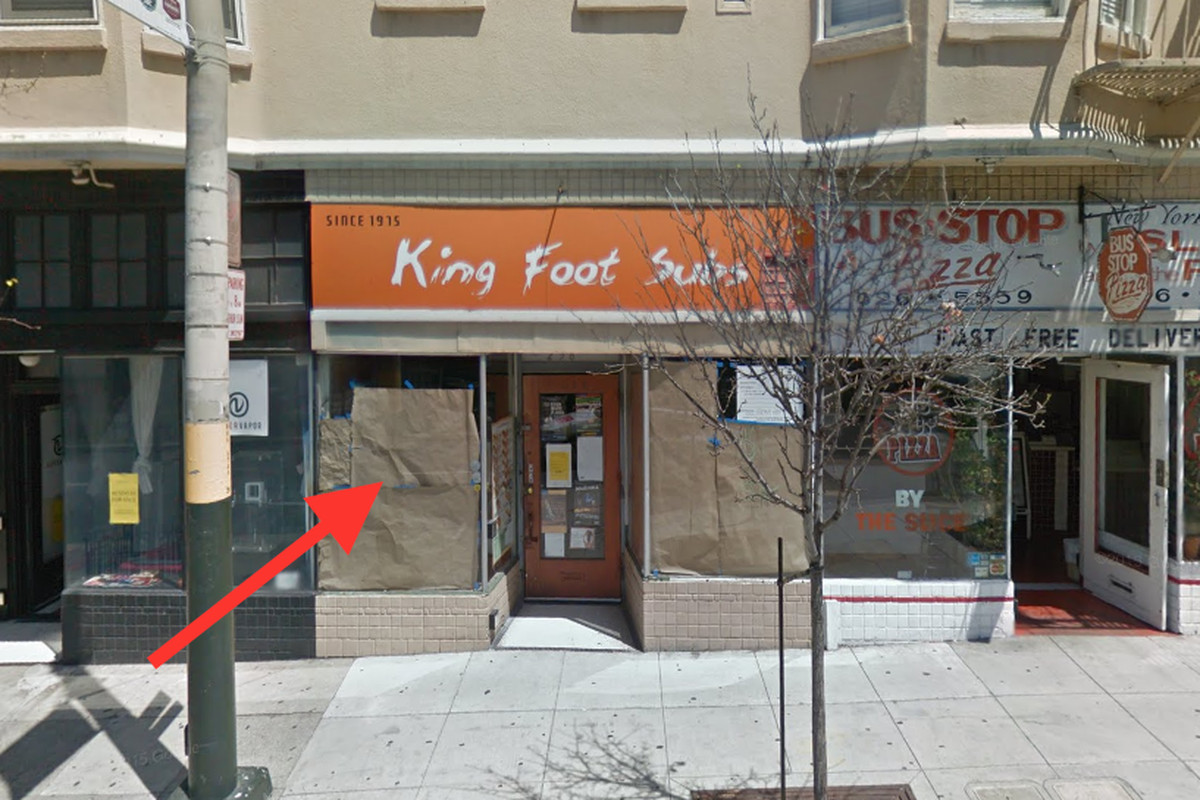 Where Indian Paradox will be on Divisadero Street.