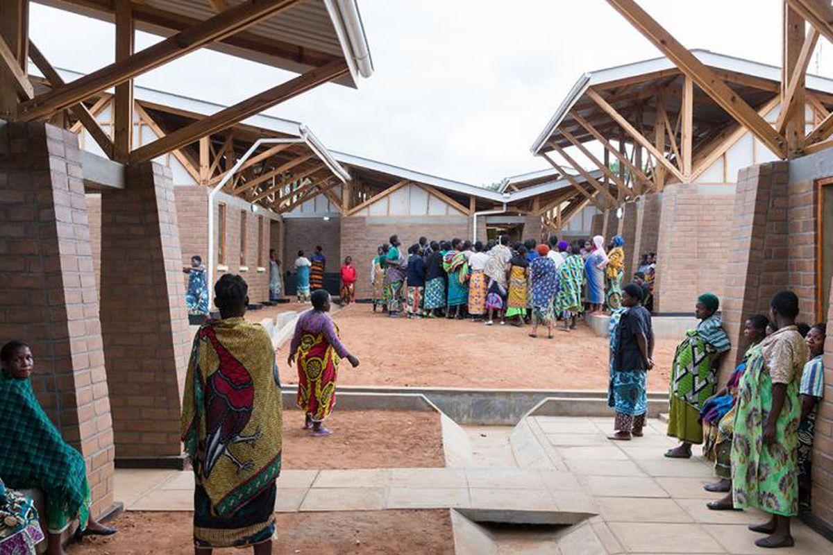 maternity waiting village in Malawi