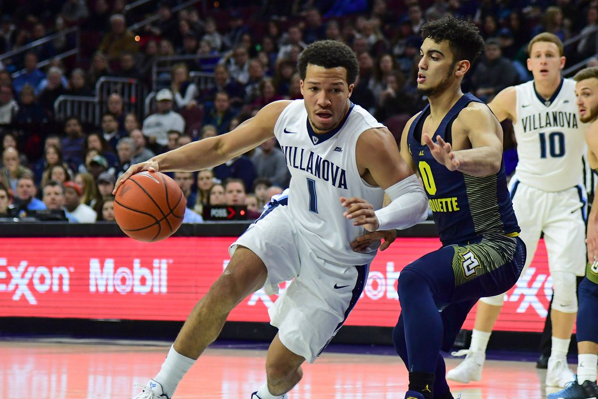 Image result for Marquette vs Villanova pic