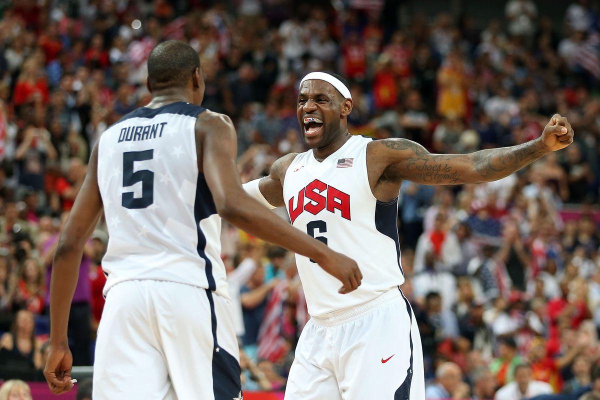 Olympics Day 16 - Basketball