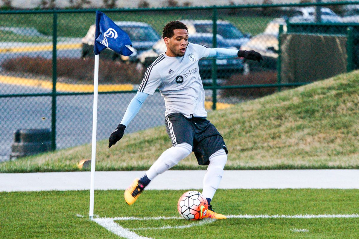 Oliveira should be one of several players to watch on Swope Park