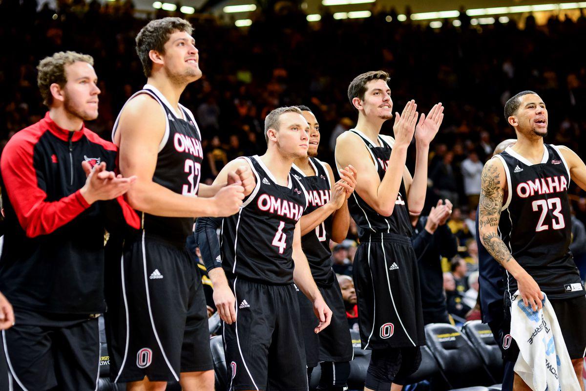 NCAA Basketball: Nebraska Omaha at Iowa