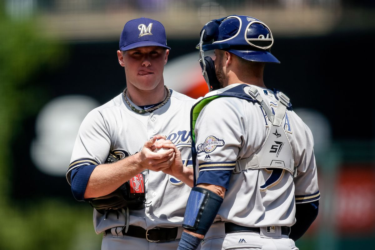 17c3679af92a44 Game Thread #129: Milwaukee Brewers (66-62) @ Los Angeles Dodgers (90-36)