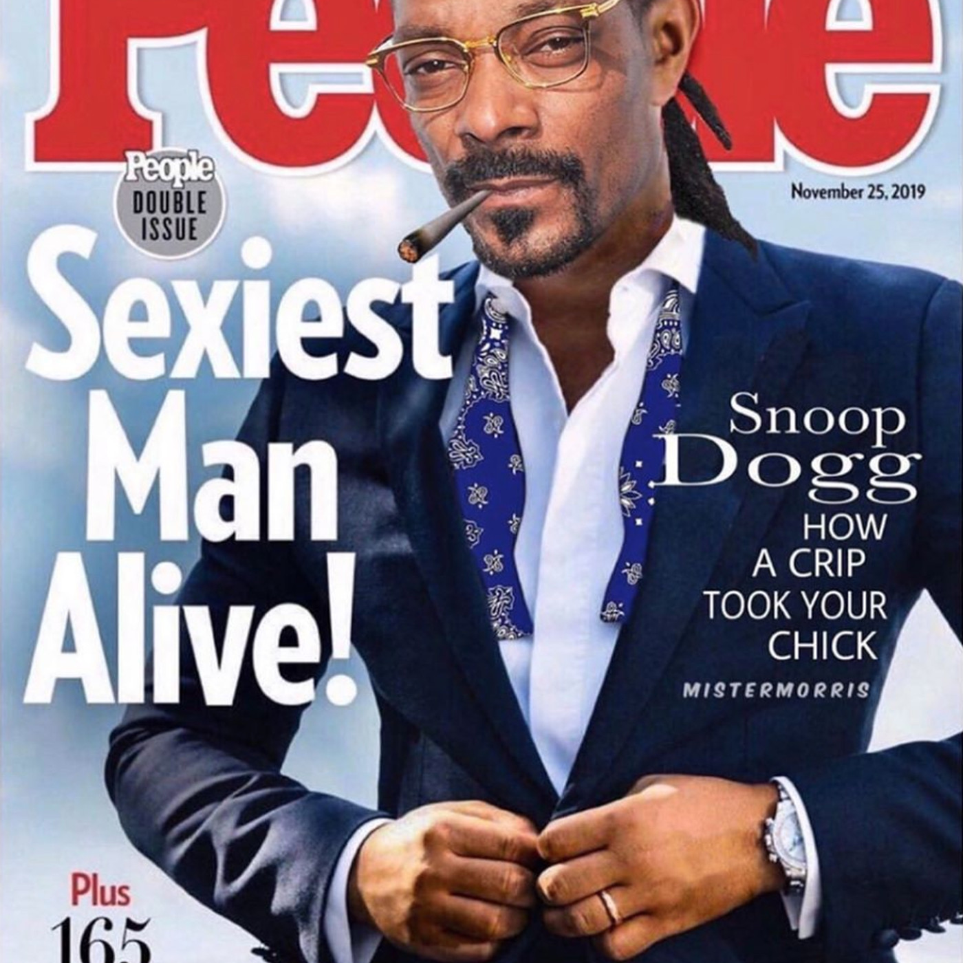 Snoop Dogg Basically Just Dubbed Himself Sexiest Man Alive And I Support It Funny Or Die