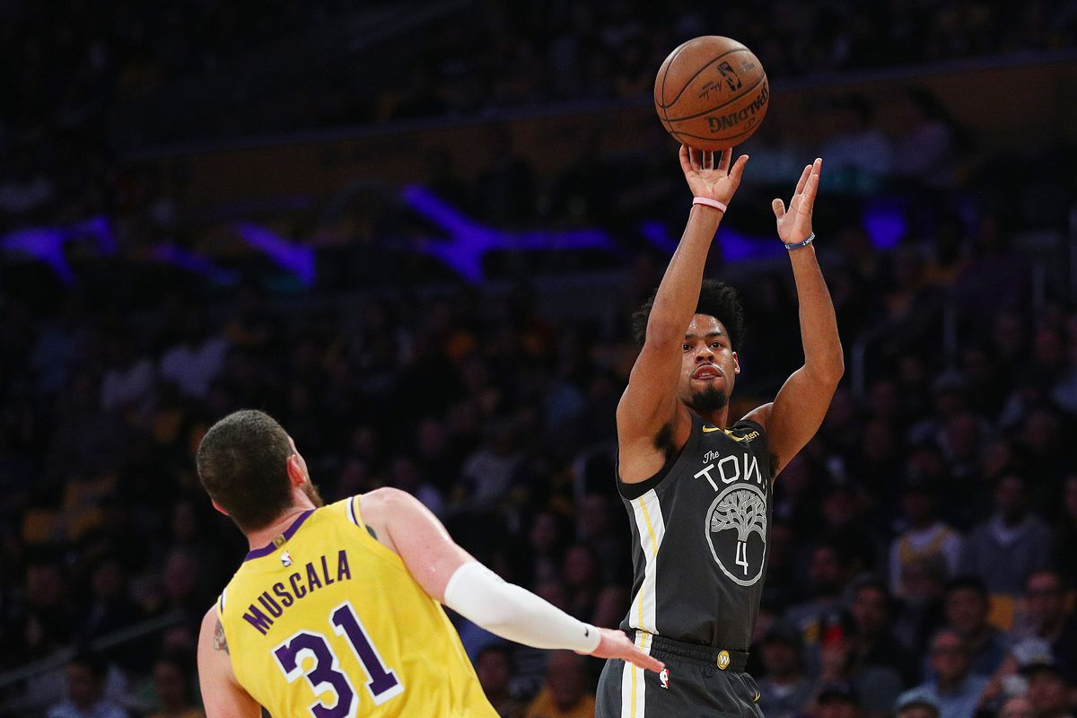Warriors Make Quinn Cook A Restricted Free Agent Golden State Of Mind