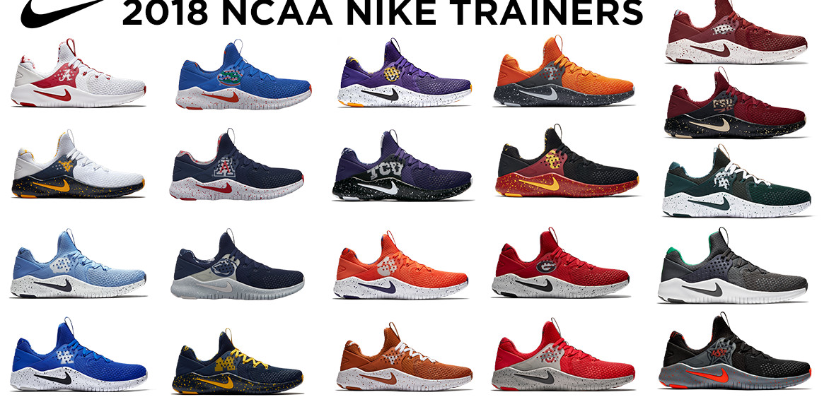 02c1a4d67640a Nike drops new college-themed Free Trainer V8 Week Zero collection -  SBNation.com