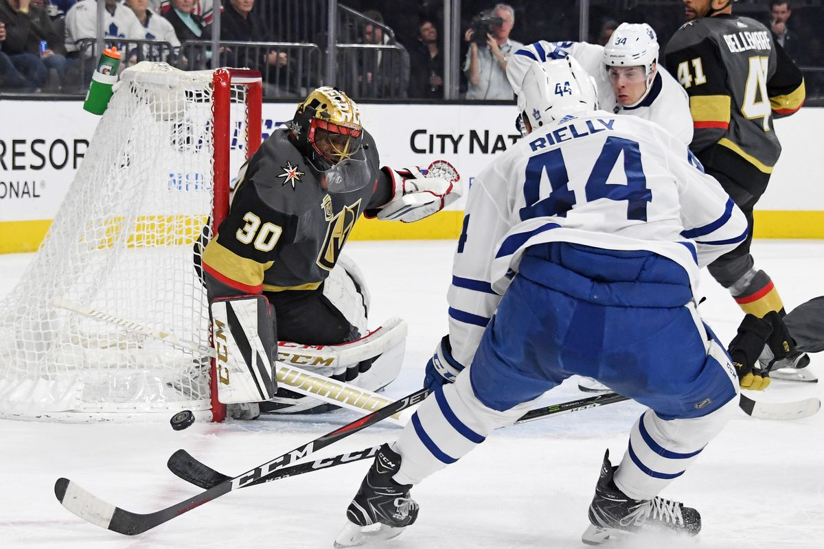 074e17304 Preview  Maple Leafs hit Vegas for one night only - Pension Plan Puppets