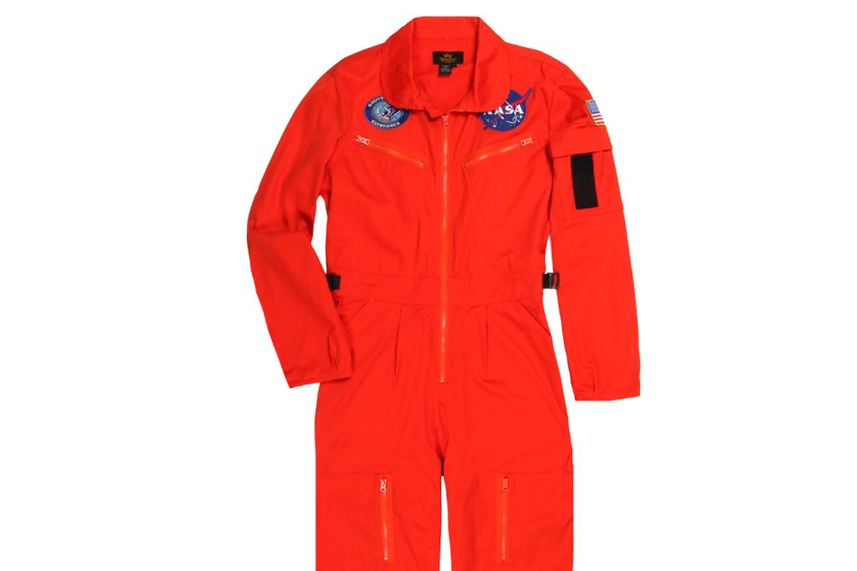 Race Car Jackets >> This fashionable NASA jumpsuit proves space is so hot right now - The Verge